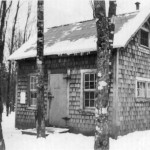 146 Co CCC Officers Quarters-Winter