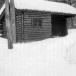 Cold Water Brook Shelter-Winter 1