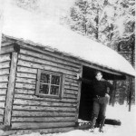 Cold Water Brook Shelter-Winter 2